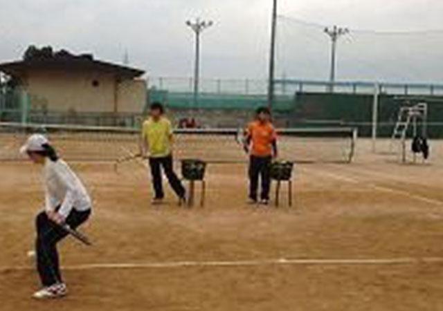 女子公式テニス