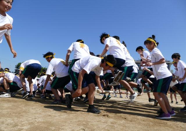鳳高祭−競技の部